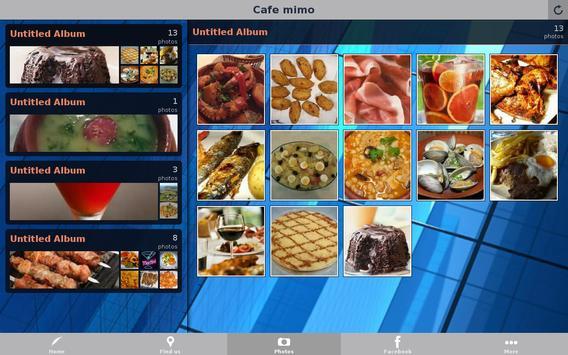 Cafe mimo apk screenshot