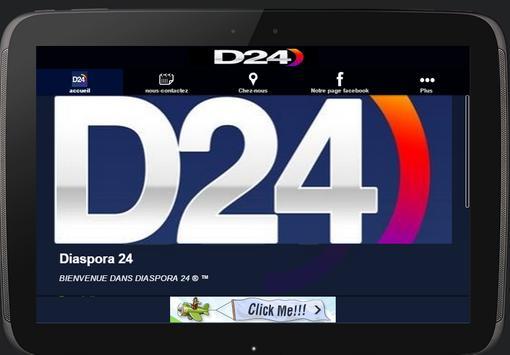DIASPORA 24.Tv apk screenshot