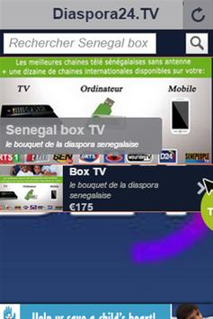 DIASPORA 24.Tv poster
