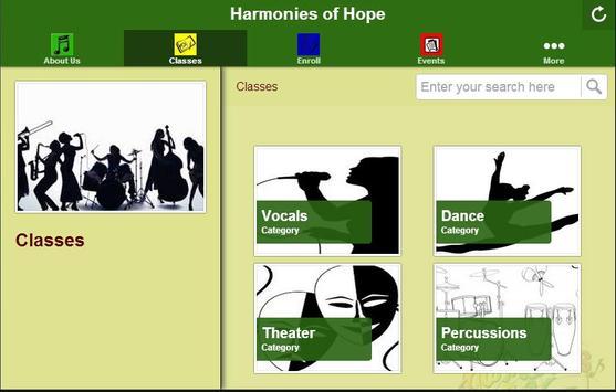 Harmonies of Hope apk screenshot