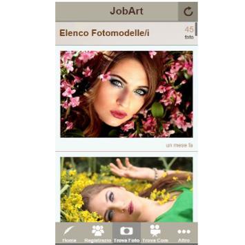 JobArt Cerco Lavoro apk screenshot