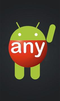 Any.Ge Droid poster