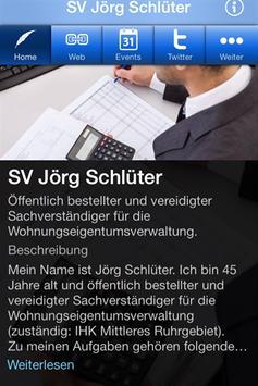 SV Jörg Schlüter poster