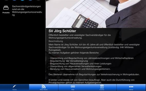 SV Jörg Schlüter apk screenshot