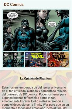 Phantom Cómics poster