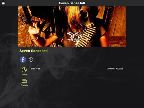Seven Sense Intl apk screenshot