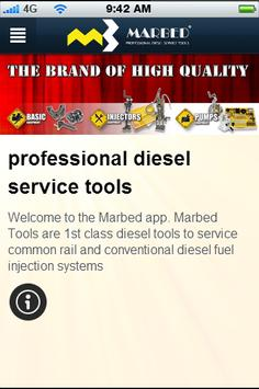 Marbed Tools poster