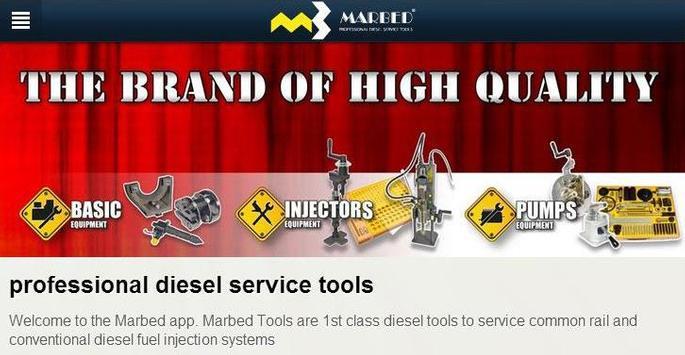 Marbed Tools apk screenshot