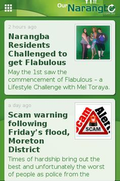 OurNarangba.com.au poster