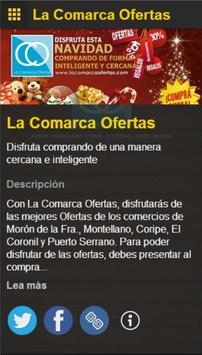 La Comarca Ofertas apk screenshot