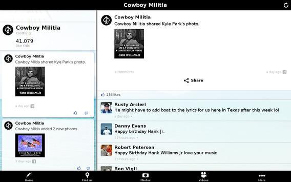 Cowboy Militia apk screenshot