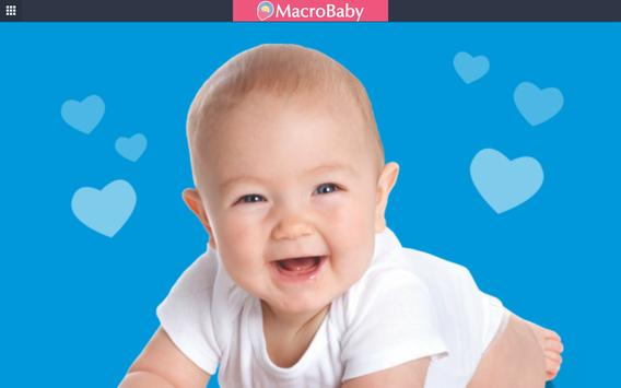 MacroBaby apk screenshot