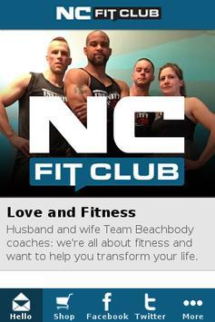 NC Fit Club apk screenshot