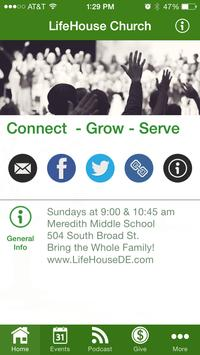 LifeHouse Church apk screenshot