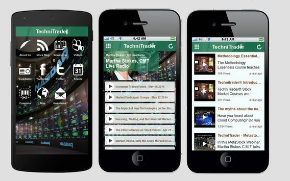 Technitrader Training apk screenshot
