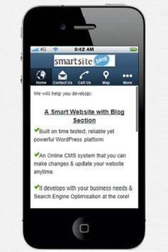 Smart Site Blog poster