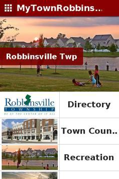 MyTownRobbinsville poster