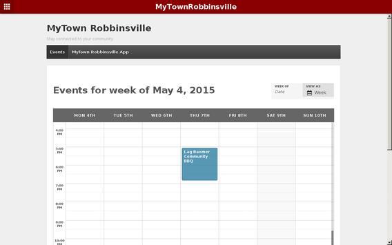 MyTownRobbinsville apk screenshot