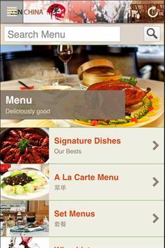 Zen China Restaurant apk screenshot