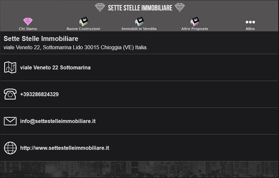 Sette Stelle Immobiliare apk screenshot