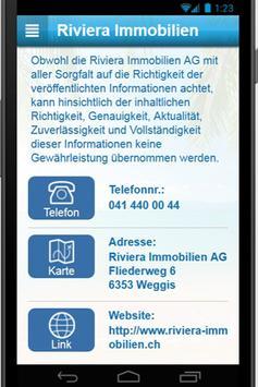 Riviera Immobilien apk screenshot