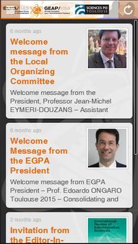 EGPA 2015 apk screenshot