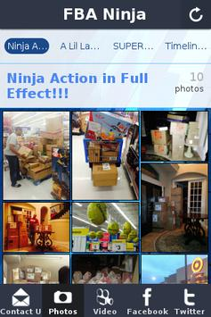 FBA Ninja apk screenshot