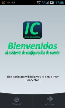 Telefonía INTER CONNECTOR poster