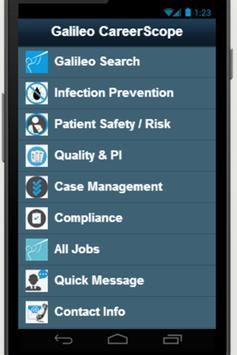 Galileo Career Scope apk screenshot