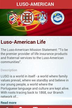 Luso-American Life poster