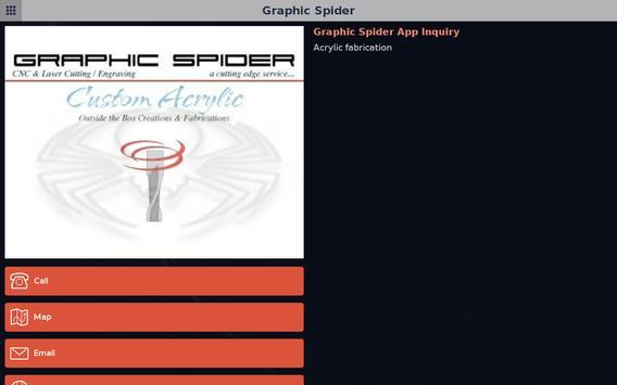Graphic Spider apk screenshot