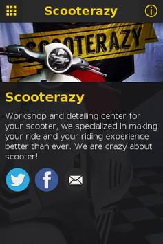 Scooterazy poster