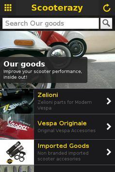 Scooterazy apk screenshot