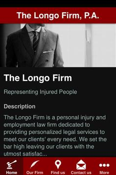 The Longo Firm poster