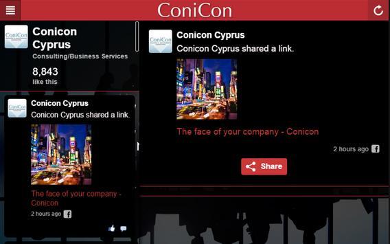 ConiCon apk screenshot