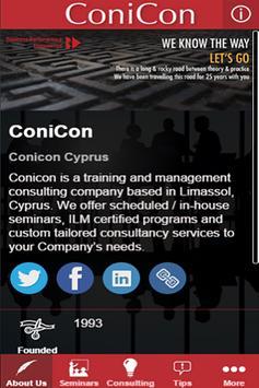 ConiCon poster