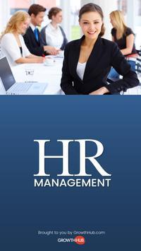 HR Management poster