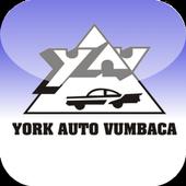 YAV York Auto Vumbaca Ford icon