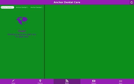 Anchor Dental Care apk screenshot