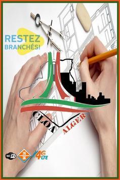 Architectes D'alger poster