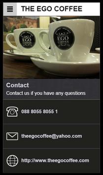 EGO COFFEE apk screenshot