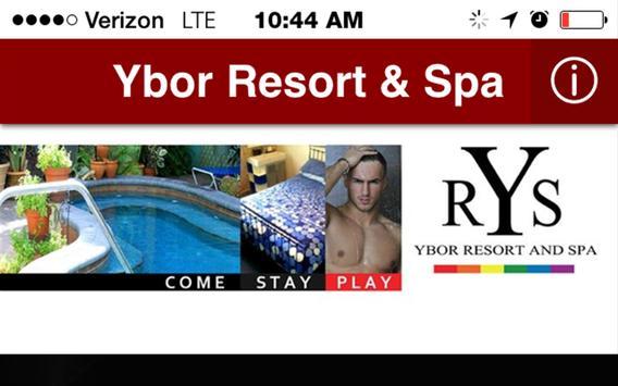 Ybor Resort and Spa apk screenshot