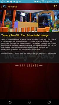 Twenty Two Vip apk screenshot