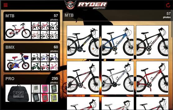 Ryder Bicycles apk screenshot