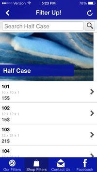 Filter Up! apk screenshot