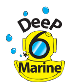 Deep 6 Marine.com icon
