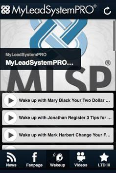 MyLeadSystemPRO poster