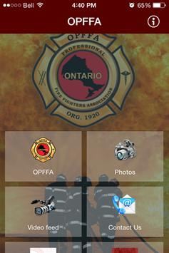 OPFFA poster