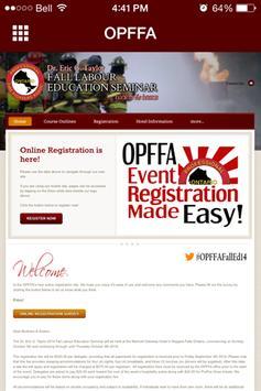 OPFFA apk screenshot
