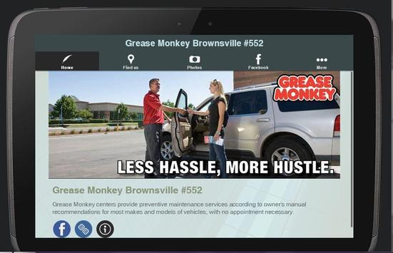 Grease Monkey U.S. Brownsville apk screenshot